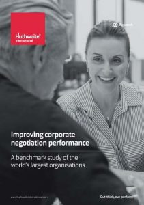 Improve your Corporate Negotiation Performance